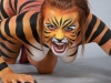 Victoria Howard Body Painting Derby Events
