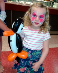 derby face painting